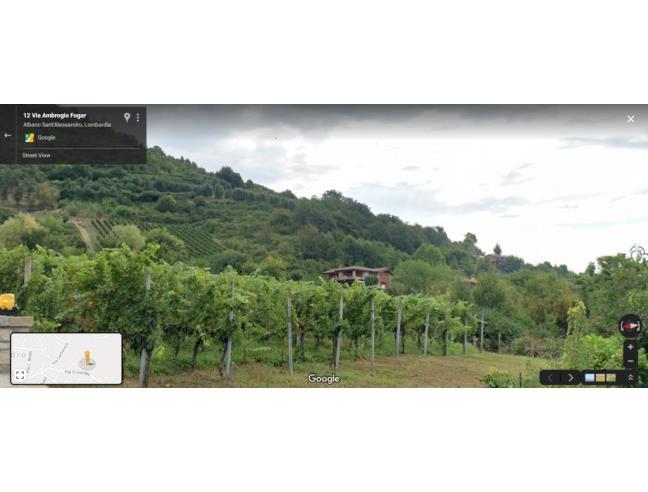 Anteprima foto 1 - Terreno Agricolo/Coltura in Vendita a Albano Sant'Alessandro (Bergamo)