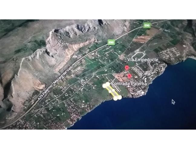 Anteprima foto 4 - Terreno Edificabile Commerciale in Vendita a Terrasini - Città Del Mare