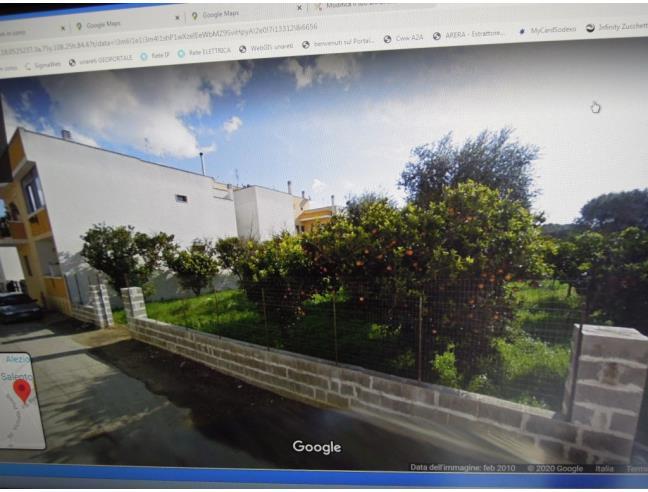 Anteprima foto 3 - Terreno Edificabile Residenziale in Vendita a Alezio (Lecce)